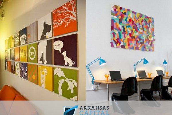 artwork in offices
