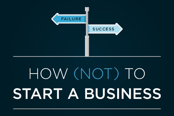 How (Not) to Start a Business
