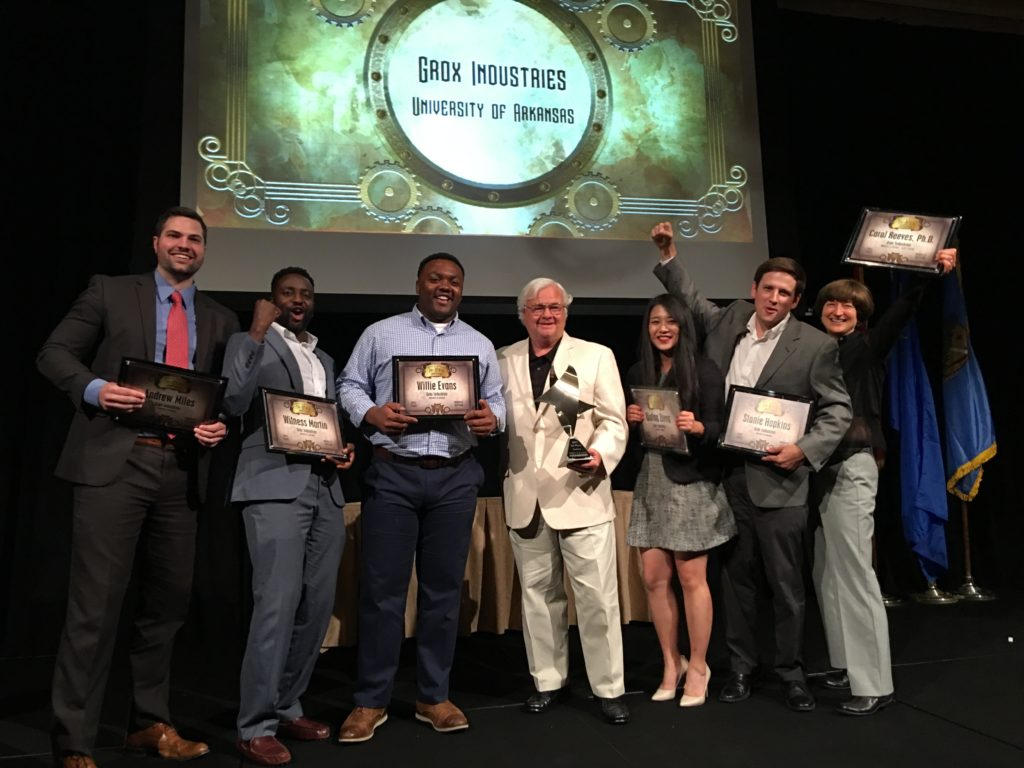 Donald W. Reynolds Tri-State Competition Winners